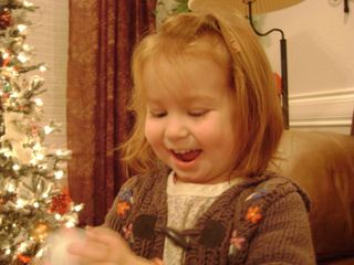 Addison Laurel Christmas 2008