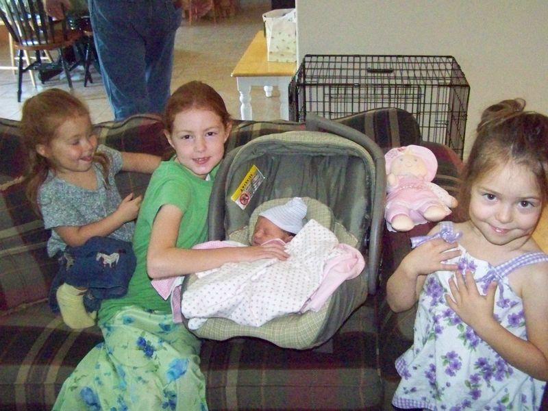 Darcy Cheyenne's First Photos 042