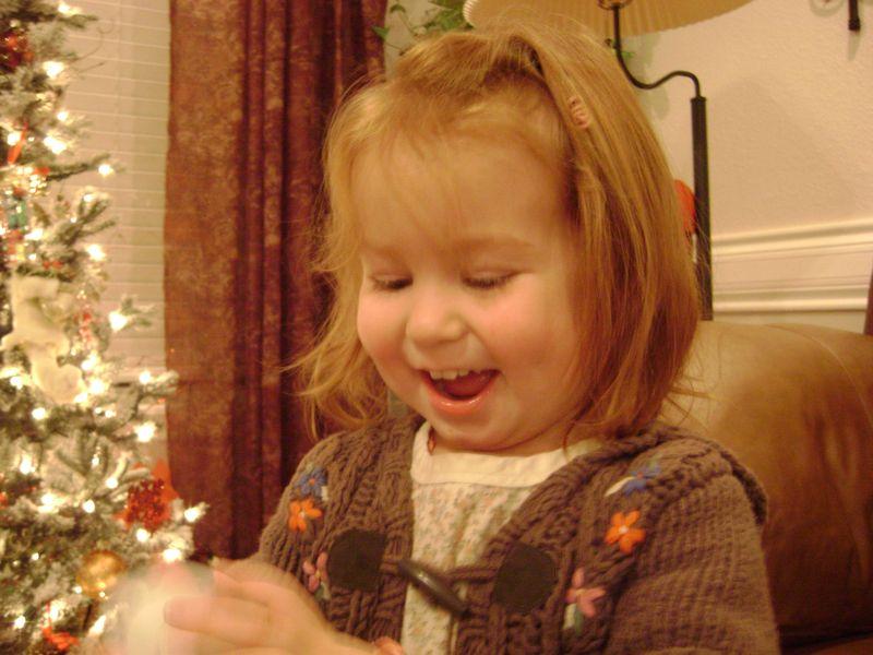 Addison Laurel Christmas 2008