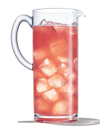 Pitcher red drink