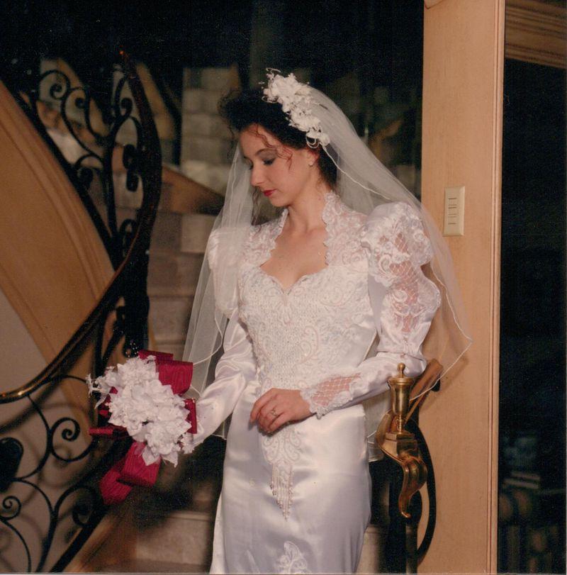 Kecia bridal photo