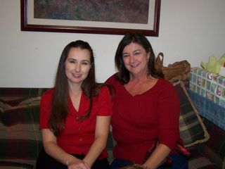 Me and Momma Dec 09